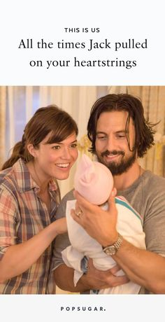 Milo Ventimiglia plays Jack Pearson — the dad of three with a huge heart. He's down-to-earth, kind, humble, thoughtful and fiercely protective of his family — and the world certainly wouldn't be a bad place if there were more like him. Below, his most memorable moments from This Is Us you'll want to relive over and over.