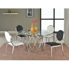 Found it at Wayfair - Courtney Dining Table