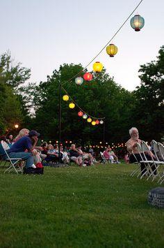 Illumination Night - Oberlin College, Oberlin, Ohio