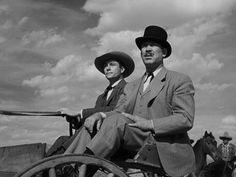 MY DARLING CLEMENTINE (1946)  Ward Bond plays Morgan Earp.  Also starring Henry Fonda (as Wyatt Earp), Victor Mature (as Doc Holliday), and Linda Darnell.  Directed by John Ford