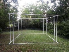 Sukkah pvc frame (for celebrating feast of Tabernacles)