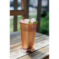 Alchemade Mint Julep 18 Oz. Juice Glass
