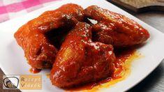 MÉZES SZEZÁMMAGOS CSIRKEMELL RECEPT elkészítése videóval Food Categories, Tandoori Chicken, Chicken Wings, Food And Drink, Ethnic Recipes, Buffalo Wings