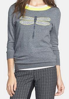 Dragonfly sweatshirt http://rstyle.me/n/g3a4vnyg6