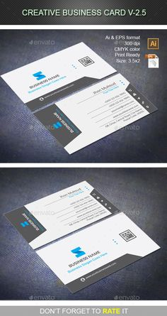 Creative Business Card Template #design Download: http://graphicriver.net/item/creative-business-card-v25/11475434?ref=ksioks