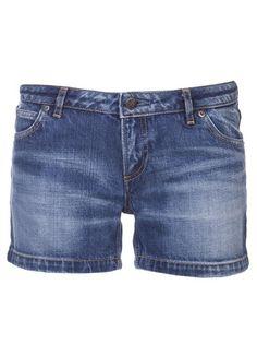 LUCIEN PELLAT FINET Shorts Jeans Azul.
