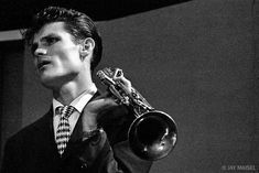 'The Missing Years': helping a down-and-out Chet Baker (follow minkshmink on pinterest)