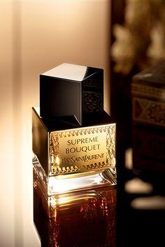 Supreme Bouquet   Yves Saint Laurent   Fragance Still Life