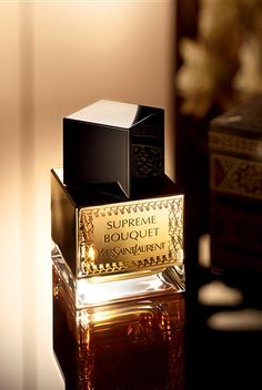 Supreme Bouquet | Yves Saint Laurent | Fragance Still Life