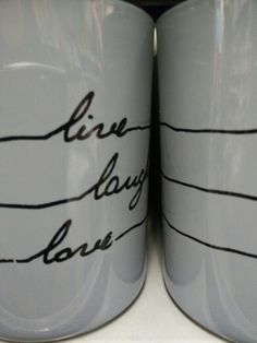 Love life and drink (coffee)