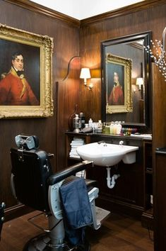 Truefitt & Hill, thought to be the world's oldest barbershop