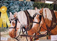 Quilts 2011 - Horses.  Cowboy, Cowgirl, Horse, Horses, Western