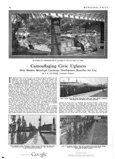 1918 City Park lily pond