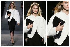 Los mejores momentos de moda y belleza de otoño invierno 2013 2014 en New York Fashion Week: Sasha Pivovarova