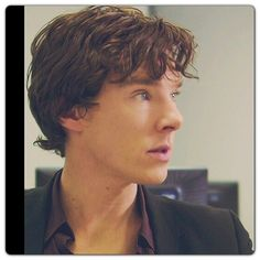 Young Benedict Cumberbatch. Ugh. #perfection