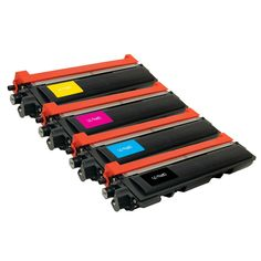 4 Toner Cartridge Compatible Brother TN-210BK TN-210C TN-210M TN-210Y (TN210BK TN210C TN210M TN210Y) CMYK  was professionally re-engineered in a manufacturing facility that uses state of the art processes to insure that this Cartridge will print as well as the original. It will be ideal for professional images, photo prints, and quality output. Brand Names And Logos, Yellow Online, Professional Image, Process Art, Toner Cartridge, State Art, Brother, Prints