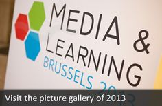 Media and Learning Conference 2013: photos