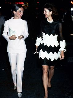 These+Vintage+Pics+Prove+Lee+Radziwill+Has+Style+in+Spades+via+@WhoWhatWear
