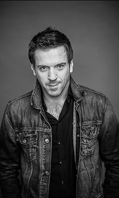 Damian Lewis, funny and sexy....