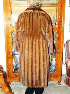 Hey, I found this really awesome Etsy listing at https://www.etsy.com/listing/182717260/vintage-saga-full-length-mink-coat