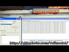 鉄道模型 自動運転への道 車両検知の実験 線路ギャップ式(2)