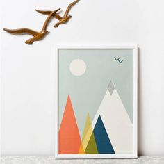 Mountain Print - Southwood stores