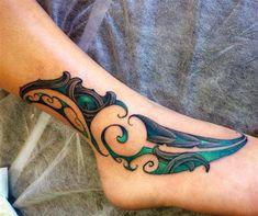 76 Cool Maori Tattoos Ideas