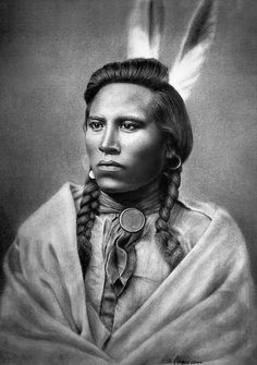 * Curley ~ Scout to General George Custer. Curly is remembered for having brought the earliest tidings of the massacre of George Armstrong Custer's troops at the Battle of Little Bighorn. Claiming to be the only survivor of Custer's Last Stand, the 17 year old Crow scout provided a confused and incredible account of Custer's annihilation. Sixty years of retelling the story added no clarity to what role Curly really played in the battle ~ Artist by: steeelll *