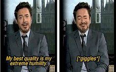 Oh Robert. How I love you..