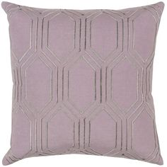 Decor 140 Avalon Throw Pillow ($80) ❤ liked on Polyvore featuring home, home decor, throw pillows, pink, geometric throw pillows, patterned throw pillows, pink home decor, pink toss pillows and geometric pattern throw pillows