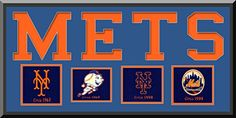 New York Mets Team Wool Blend Fabric Logos Throughout The Years With Team Name & Team Color Double Matting-Awesome & Beautiful Large Picture-Most MLB Team Banners Available-Plz Go Through Description & Mention In Gift Message If Need A different Team Art and More, Davenport, IA http://www.amazon.com/dp/B00LL1H0VO/ref=cm_sw_r_pi_dp_n9hDub04WJ73Z