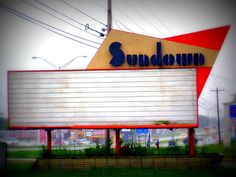 Sundown Drive-In - Columbia TN by Phiredog, via Flickr