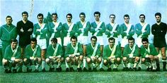 HUN / Another shot of Ferencváros with a sashed shirt, 1966 European Football, Graphic Design Posters, Football Team, Dolores Park, Hungary, Budapest, Sports, Legends, Steel Curtain