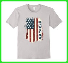 750801f59 Mens Best Mom In America Matching Family American Flag Shirt Small Heather  Grey - Relatives and family shirts (*Partner-Link)