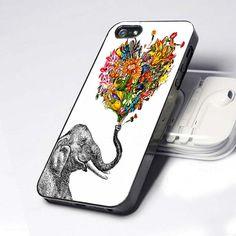 Elephant love iPhone 4/4s Case