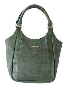 Swish Faux Leather Medium Shoulder Bag