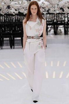 Christian Dior Haute Couture осень-зима 2014-2015