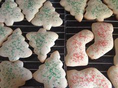 Sweet 'n Sourdough: Shine Supper Club: Sourdough Sugar Cookies