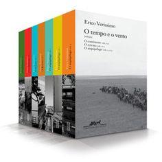 Coleção O Tempo e o vento (7 Livros)