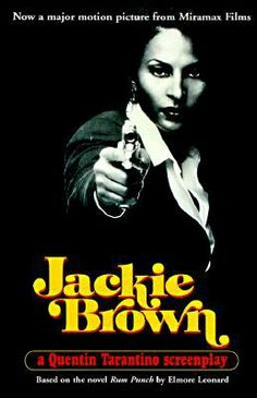 Jackie Brown, by Quentin Tarantino, Elmore Leonard