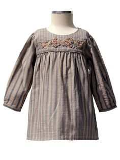 Emma Levine joanie baby dress