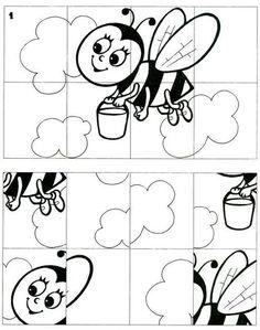 Notebook da Profª: Atividade Percepção Visual - Figuras Feométricas