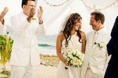 A gorgeous beachy couple | Geoff Johnson Photographer