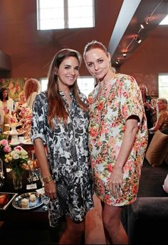 Parties — Laure Heriard Dubreuil and Stella McCartney