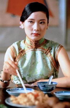 The Third Concubine: Good or bad, it's all playacting. If you act well, you can fool other people; if you do it badly, you can only fool yourself, and when you can't even fool yourself, you just can fool the ghosts. -Raise the Red Lantern