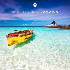 Montigo Bay Jamaica, if you haven't been GO!