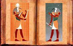 Thot   LundinOrient´s Egypten