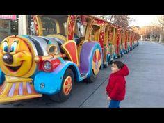 Doruk Harikalar Diyarı' nda! Oyun parkı videoları - YouTube Youtube, Outdoor Decor, Youtube Movies