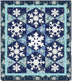 Snowmen are often made as part of a family project in celebration of winter. Here are some *free* snowman and snowflake quilt patterns and t. Beginner Quilt Patterns, Star Quilt Patterns, Star Quilts, Mini Quilts, Pattern Blocks, Quilt Blocks, Block Patterns, Crochet Patterns, Snowflake Quilt