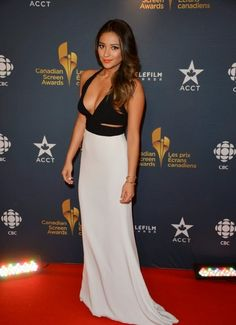 Shay Mitchell Promise Bracelet on Red Carpet | Fashion Blog by ...